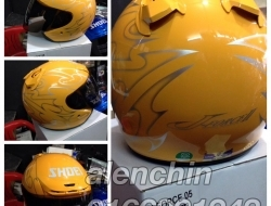 Shoei j-force (Yellow) XS (53.5/54.5cm)