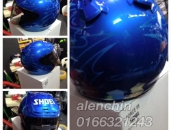Shoei j-force (Blue) XS (53.5/54.5cm)