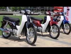 Honda ex5 fi - new (Blue)