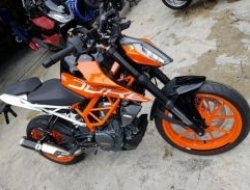 Ktm duke 390 abs (welcome test ride)