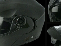 Airoh Rides Color Anthracite Matt (Black) XXS