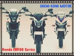 HONDA BIG BIKE PROMOSI PENGHABISAN STOK