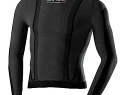 Sixs Long Sleeves Turtleneck Superlight Carbon Jersey - Size XL