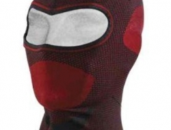 Sixs X-Mix Carbon Balaclava Red