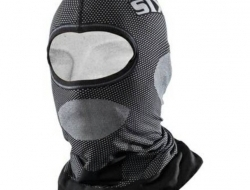 Sixs X-Mix Carbon Balaclava Black