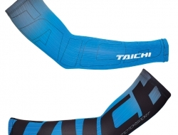 RS Taichi Graphic Coolride Arm Cover - Blue - Size S