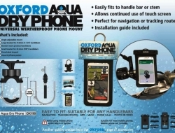 Oxford Aqua Dry Phone Mount