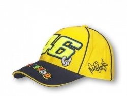 VR46 46 The Doctor Cap