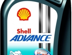 SHELL ADVANCE ULTRA 10W40 SN 1L