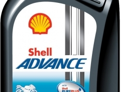 SHELL ADVANCE ULTRA 15W50 SN  1L