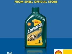 SHELL ADVANCE W2T 1L
