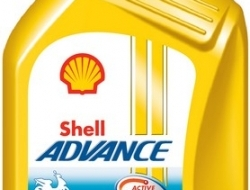 SHELL ADVANCE AX5 4T SC 15W40 0.8L
