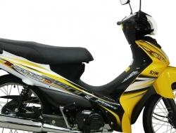 Motor Baru SYM E-Bonus 110cc!! Online Promotion!! Jangan Terkejut !! (Yellow)