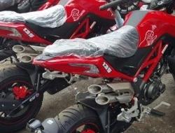 BENELLI TNT 135 #PRODUCT ITALY #FUN BIKE (Red)