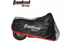 MOTORCYCLE COVER TANKED XL