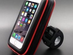 MOTORCYCLE PHONE HOLDER Waterproof