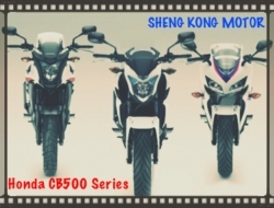 PROMOSI HEBAT HONDA BIG BIKE