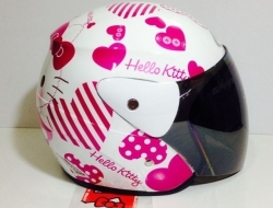 Hello Kitty Helmet - Size XS