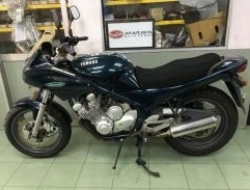 2000 2000 Yamaha xj6 diversion 4 inline engine
