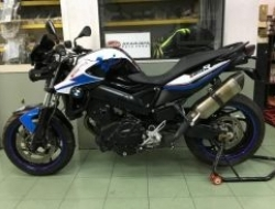 2015 Bmw f800r f800 2nd hand full loan