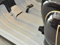 Vespa Lambretta Floor Mat