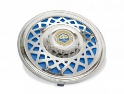Vespa Stainless Rim Cover - 10inch