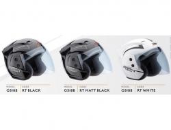 X-DOT HELMET G-518-B WHITE Size XL