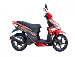 JET POWER 125 (Red)