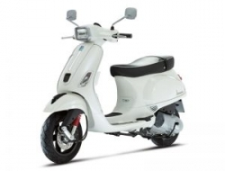 VESPA S125 3V IE (White)