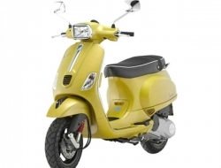 VESPA S125 3V IE (Yellow)