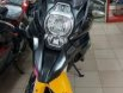 2012 Kawasaki versys 650 yellow