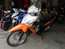 USED HONDA WAVE X FOR SALE
