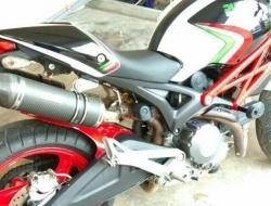 Sambung Bayar Ducati Monster 795