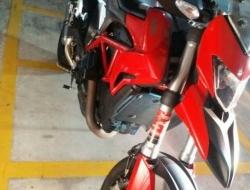 Sambung Bayar Ducati Hypermotard 821