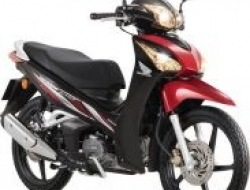 2017 2017 New Model HONDA WAVE 125i 125 (Helmet IN)