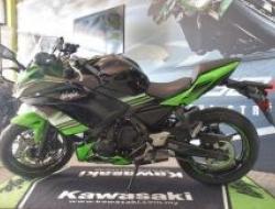 2017 Kawasaki NINJA 650 SE NINJA650 ABS SE (Labuan)