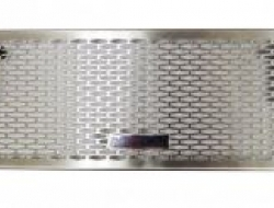 Radiator cover mettal for versys 650 tnt 600