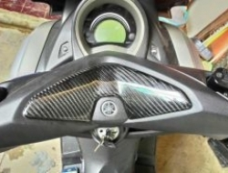 Handle Bar Cover Carbon for Yamaha Nmax