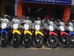 2017 Modenas kriss mr1 sport (end year sale promotion)