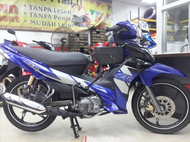 yamaha lagenda 115zr impian semua used motorcycles imotorbike my Yamaha Stop Mode Yamaha Lagenda 1997