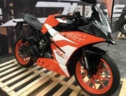 2017 KTM RC 250 ABS NEW DESIGN 2017 (Easy Loan)