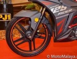 2017 2017 SYM Sport Rider 125i Year End Offer