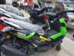 2017 NEW 2017 Yamaha Nmax 155cc Scooter [Free 15 gifts]