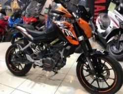 2012 KTM Duke 200 Secondhand Used ~ WXD 4343 ~ Tiptop