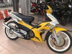 2014 Modenas Dinamik 120 Secondhand-BMQ 5955(Must View)