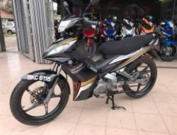 2008 Yamaha 135LC Secondhand - BKC 6115