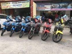 2017 New Benelli RFS150i RFS 150 Y15 RS (YearEndPromo)