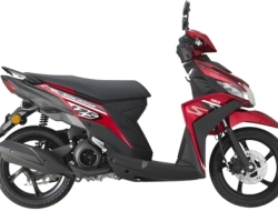 2017 2017 Yamaha Ego Solariz 125 / 0.68% interest rate