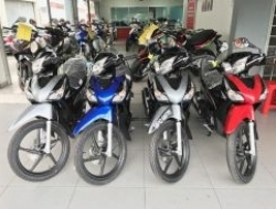 2017 T WAY-HONDA WAVE 125 Fi 1 DISC (PROMO END OF YEAR)