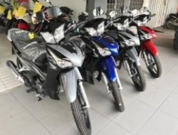 2017 T WAY-HONDA WAVE 125 Fi 2 DISC (PROMO END OF YEAR)